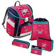 Step by Step - Butterfly iskolaszer-hátizsák szett - Iskolai felszerelés