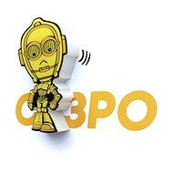 3D Mini lámpa Star Wars C-3PO - Gyerekszoba világítás
