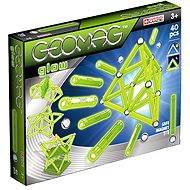 Geomag - Kids Glow, 40 db - Mágneses építőjáték