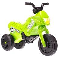 Enduro Yupee zöldszínű kismotor - Futóbicikli