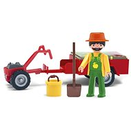 Igracek - Kertész traktorral és kiegészítőkkel