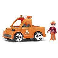 Igracek Multigo - Közútkezelő jármű és sofőr - Játékszett