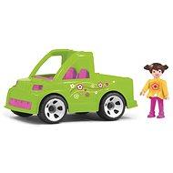 Igracek Multigo - Kertész autóval - Játékszett