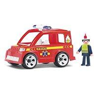 Igracek Multigo - Tűzoltókocsi tűzoltóval - Játékszett