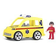 Igracek Multigo - Mentőautó mentőssel - Játékszett