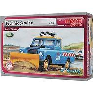 Monti System 01 - Technic Service Land Rover 1:35 - Építőjáték
