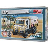Monti System 17 Rally Mercedes 01:48 - Építőjáték
