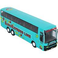 Monti system 33 - EuroExpress-Line Bus Setra 1:48 - Építőjáték