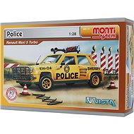 Monti rendszer 41 - Police-Renault Maxi 5 01:28 - Építőjáték