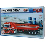 Monti rendszer 57 - Silotrans Guzep-MB Actros L 01:48 - Építőjáték