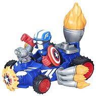 Avengers - Hero Mashers Captain America - Figura