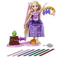 Disney Princess - Rapunzel baba extra hosszú hajjal - Baba
