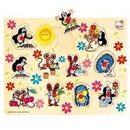 Bino Fa puzzle - Kisvakond - Puzzle