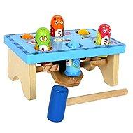 Készségfejlesztő játék Üsd le a madarat - Didaktická hračka