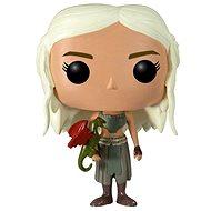 Funko POP Trónok harca - Daenerys Targaryen - Figura