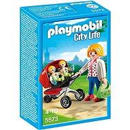 Playmobil 5573 Ikerkocsi - Építőjáték