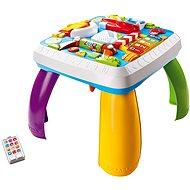 Mattel Fisher Price - Smart Stages intelligens asztalka CZ/EN - Készségfejlesztő játék