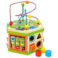 Nagy készségfejlesztő kocka - Szafari Játék - Játék