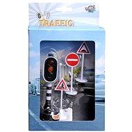 Játékkészlet - Közlekedési lámpák - Játékszett