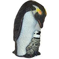 Atlas Pingvin és pingvin kölyök - Figura