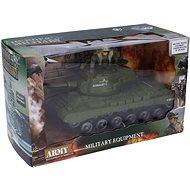 Wiky tank katonával és kiegészítőkkel - Autók