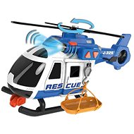 Wiky mentőhelikopter - Helikopter