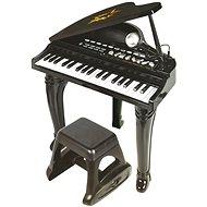 Winfun fekete zongora - Zenélő játék