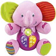 Winfun rózsaszín elefánt - Készségfejlesztő játék