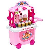 Fagylaltos pult - Játékház