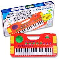 Elektronikus billentyűzet 31 billentyű - Zenélő játék