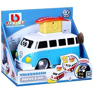 BB junior VW transzporter - Babajáték