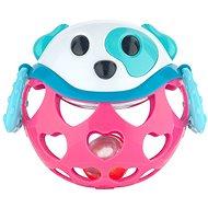 Canpol babies Rózsaszín kutya - Csörgő
