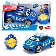 Dickie IRC Happy - rendőrség - RC modell