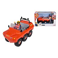 Játékautó Simba - Sam, a tűzoltó: Hydrus figurával - Auto