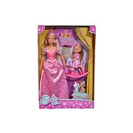 Simba Steffi Princess Family - Játékbaba