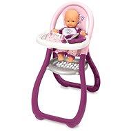 Smoby Baby Nurse Etetőszék - Kiegészítők babákhoz