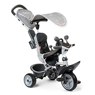 Smoby Baby Driver Comfort tricikli, szürke - Tricikli