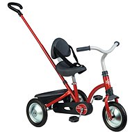 Smoby Zooky tricikli fém, piros - Tricikli