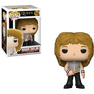 Funko POP Rocks: Queen - Roger Taylor - Figura