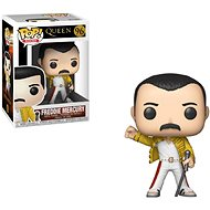 Funko POP Rocks: Queen - Freddie Mercury (Wembley 1986) - Figura