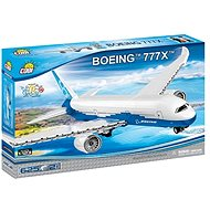 Cobi Boeing 777X - Építőjáték