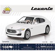 Cobi Maserati Levante - Építőjáték