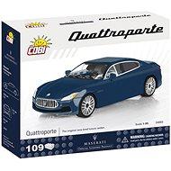 Cobi Maserati Quattroporte - Építőjáték