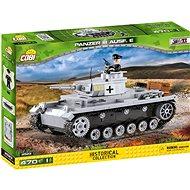 Cobi Panzer III Ausf E - Építőjáték