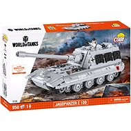 Cobi World of Tanks Jagdpanzer E 100 - Építőjáték