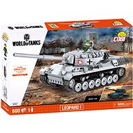 Cobi World of Tanks - Leopard I - Építőjáték