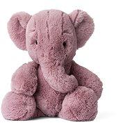 Ebu elefánt, rózsaszín - Babajáték