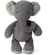 Ebu elefánt, szürke - Babajáték