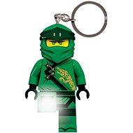 Zseblámpa kulcstartó LEGO Ninjago Legacy Lloyd zseblámpa kulcstartóval