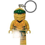 LEGO Ninjago Legacy Arany Ninja elemlámpa - Zseblámpa kulcstartó